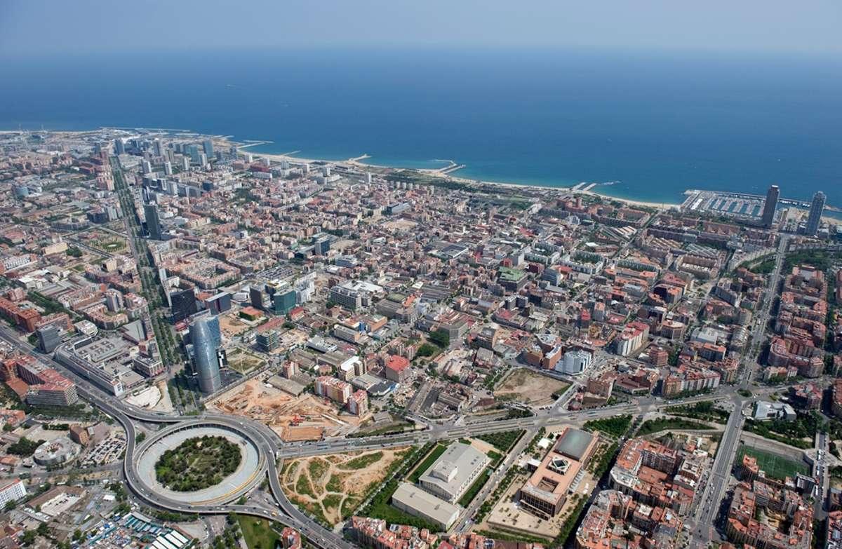 Barcelona Regional - Pla Especial d'Infraestructures del Poblenou i 22@