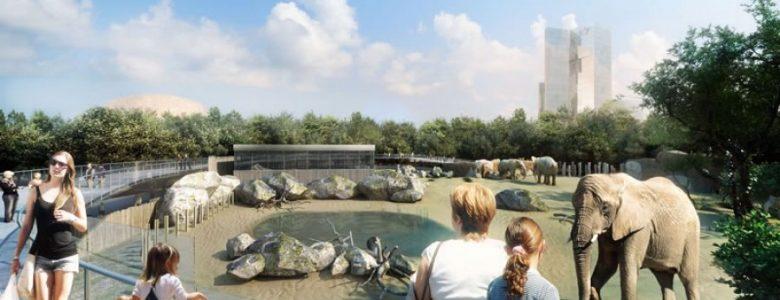 Barcelona Regional - Desenvolupament dels projectes Zoo de Barcelona