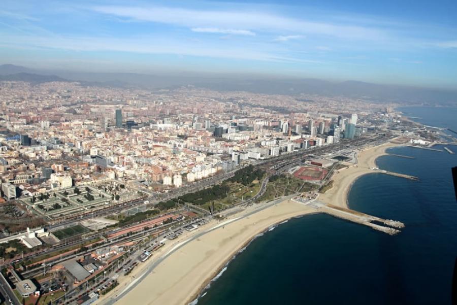 Barcelona Regional - Pla de Gestió Integrada del Litoral de Barcelona