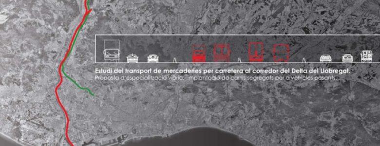 Barcelona Regional - Anàlisi del transport de mercaderies en el corredor del Llobregat i accessos al Port
