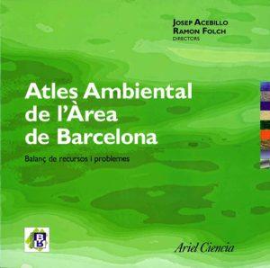 Barcelona Regional - Atles ambiental de la regió de l'àrea metropolitana de Barcelona