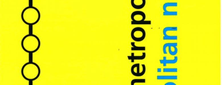 Barcelona Regional - Redes metropolitanas. Metropolitan networks.