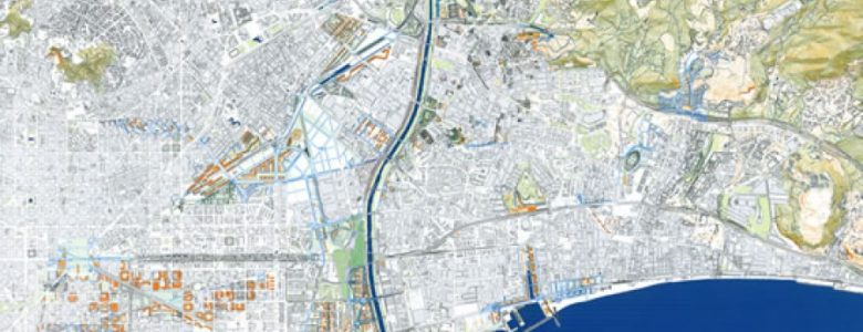 Barcelona Regional - Pla Besòs. Enfortint una centralitat metropolitana emergent.