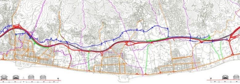 Barcelona Regional - Anàlisis d'alternatives pel nou traçat de la N-II al Maresme
