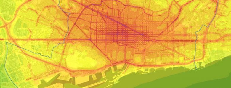Barcelona Regional - Previsió de la qualitat de l'aire a Barcelona