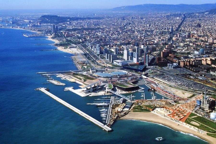 Barcelona Regional - Projecte bàsic d'Ordenació del Front Litoral Besòs (Fòrum 2004)