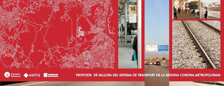 Barcelona Regional - Propostes de millora de la xarxa de transport públic de la segona corona metropolitana