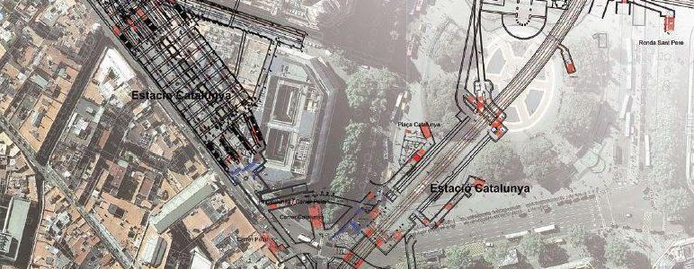 Barcelona Regional - Assistència tècnica per a l'estructuració de dades sobre xarxes d'infraestructures ferroviàries