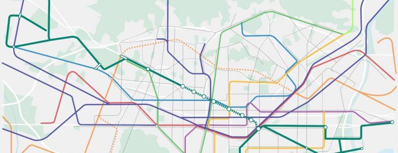Barcelona Regional - Avaluació de la connexió dels sistemes de tramvies del Baix Llobregat i del Besòs