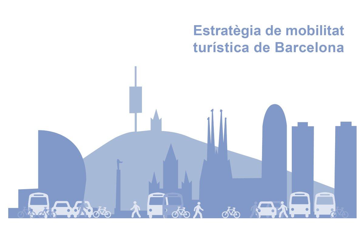 Barcelona Regional - Estratègia de Mobilitat Turística de Barcelona