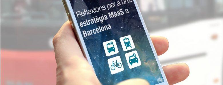 Barcelona Regional - Mobilitat com a Servei (MaaS)