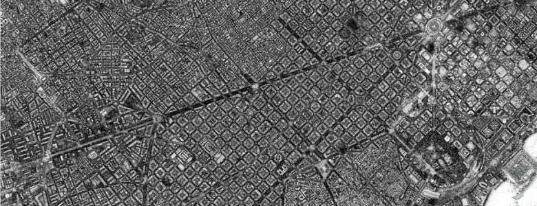 Barcelona Regional - Sky View Factor de l'Àrea Metropolitana de Barcelona