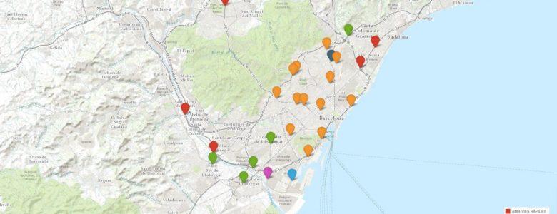 Barcelona Regional - Caracterització del parc de vehicles circulant en funció de les seves emissions