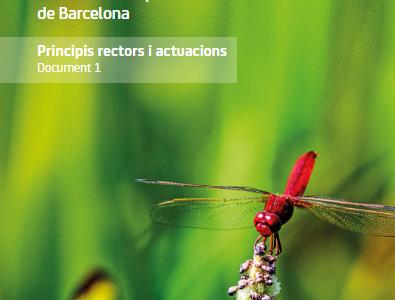 Barcelona Regional - Pla de millora de la biodiversitat a la xarxa de parcs i platges de l'àrea metropolitana de Barcelona
