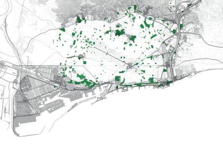Barcelona Regional - Serveis socioambientals dels espais verds de Barcelona - Resum executiu